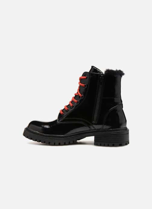 Bottines et boots Pepe jeans COLLIE SURI Noir vue face