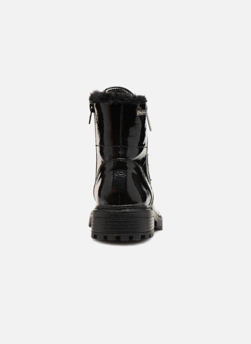 Bottines et boots Pepe jeans COLLIE SURI Noir vue droite