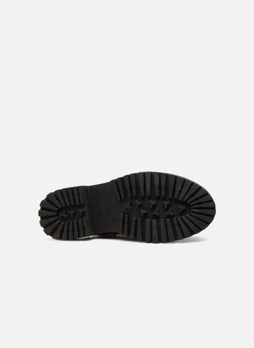 Bottines et boots Pepe jeans COLLIE SURI Noir vue haut
