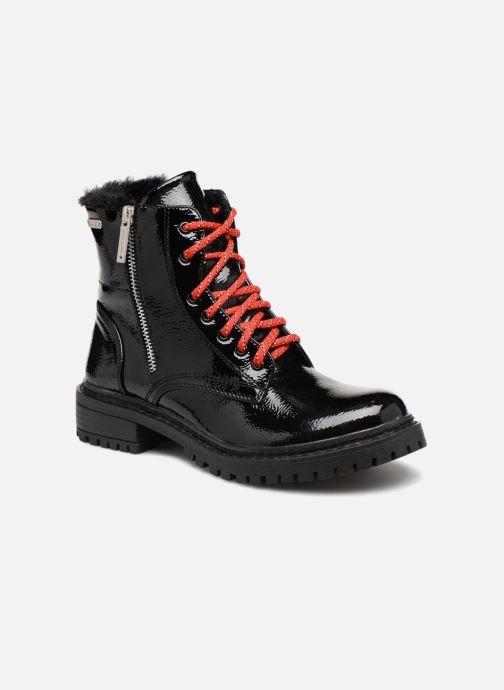 Bottines et boots Pepe jeans COLLIE SURI Noir vue détail/paire