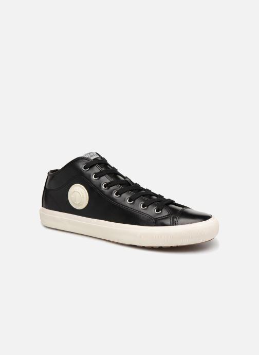 Baskets Pepe jeans INDUSTRY PRO-BASIC Noir vue détail/paire