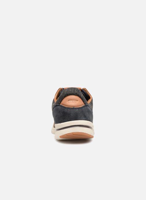Sneaker Pepe jeans JAYKER COMB braun ansicht von rechts
