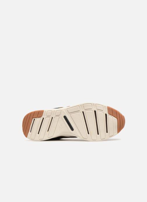 Baskets Pepe jeans JAYKER COMB Marron vue haut
