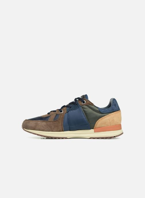 Baskets Pepe jeans TINKER PRO-CAMP Marron vue face