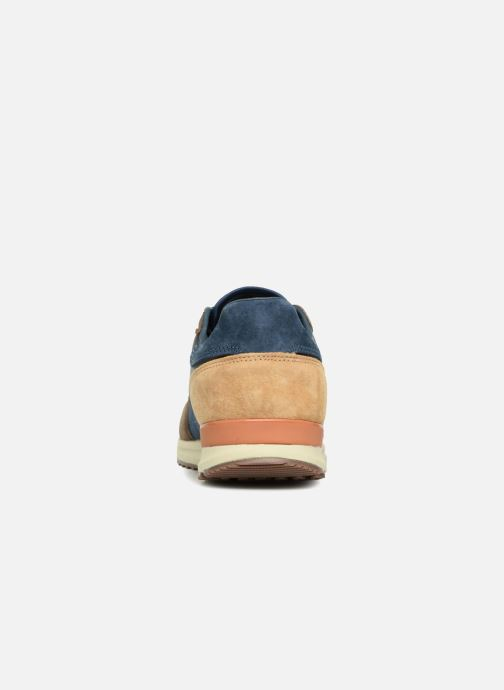 Baskets Pepe jeans TINKER PRO-CAMP Marron vue droite