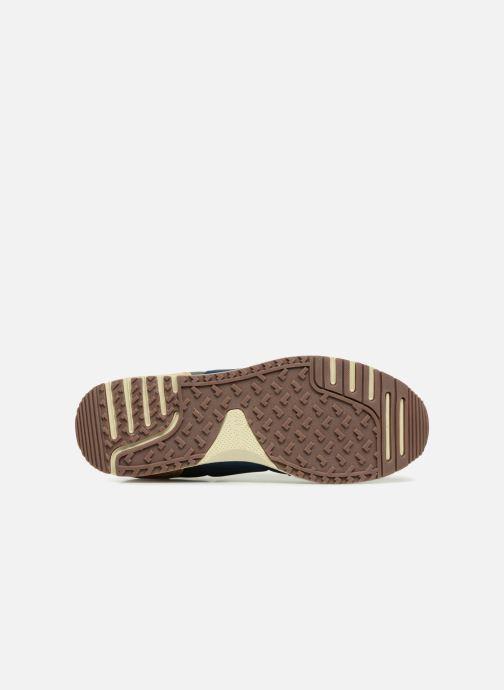 Baskets Pepe jeans TINKER PRO-CAMP Marron vue haut