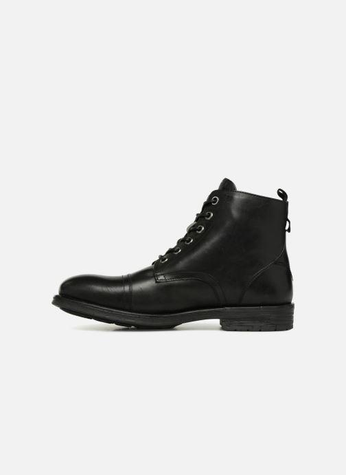 Boots en enkellaarsjes Pepe jeans TOM-CUT MED BOOT Zwart voorkant