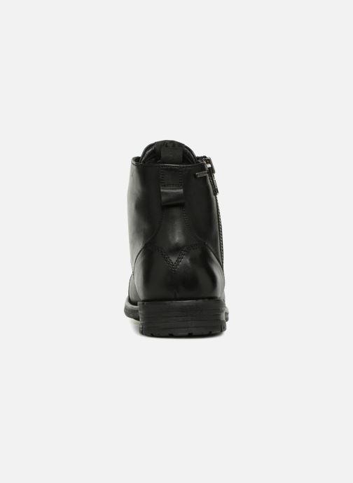 Stiefeletten & Boots Pepe jeans TOM-CUT MED BOOT schwarz ansicht von rechts