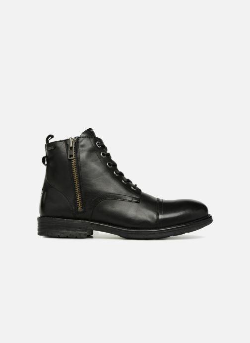 Boots en enkellaarsjes Pepe jeans TOM-CUT MED BOOT Zwart achterkant