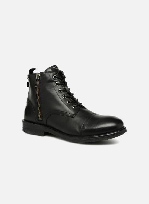 Stiefeletten & Boots Pepe jeans TOM-CUT MED BOOT schwarz detaillierte ansicht/modell