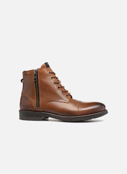 Stiefeletten & Boots Pepe jeans TOM-CUT MED BOOT braun ansicht von hinten