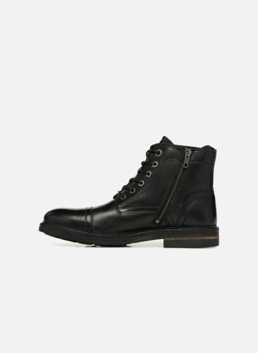Stiefeletten & Boots Pepe jeans HUBERT BOOT braun ansicht von vorne