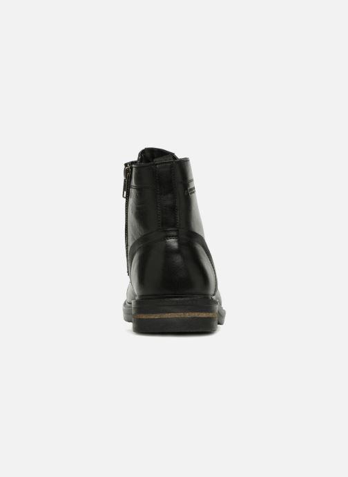 Bottines et boots Pepe jeans HUBERT BOOT Marron vue droite