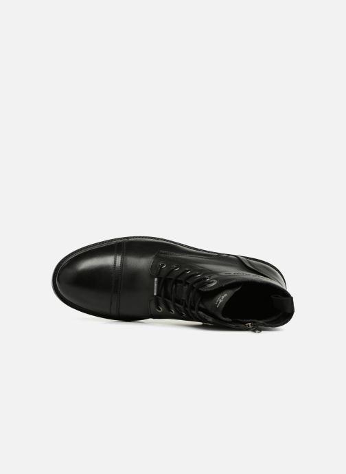 Stiefeletten & Boots Pepe jeans HUBERT BOOT braun ansicht von links