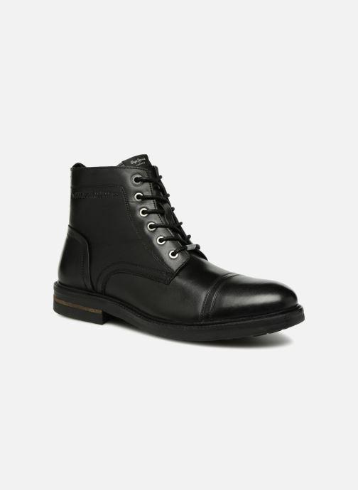 Stiefeletten & Boots Pepe jeans HUBERT BOOT braun detaillierte ansicht/modell