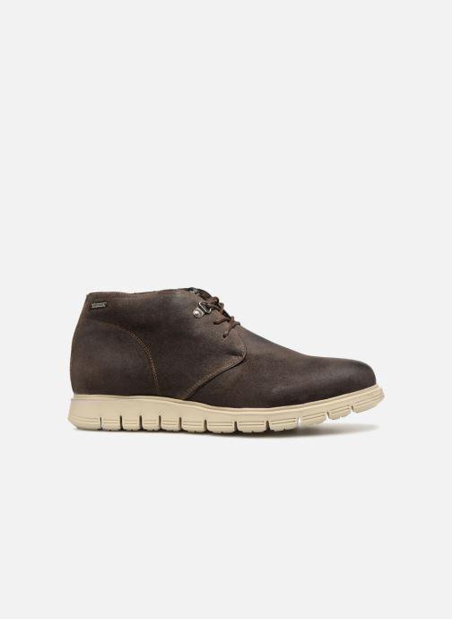 Boots en enkellaarsjes Pepe jeans CLIVE SAND BOOT Bruin achterkant