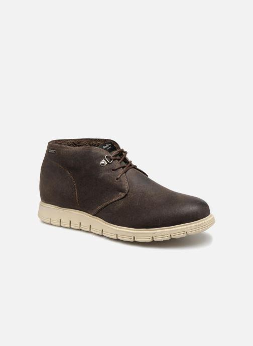 Boots en enkellaarsjes Pepe jeans CLIVE SAND BOOT Bruin detail