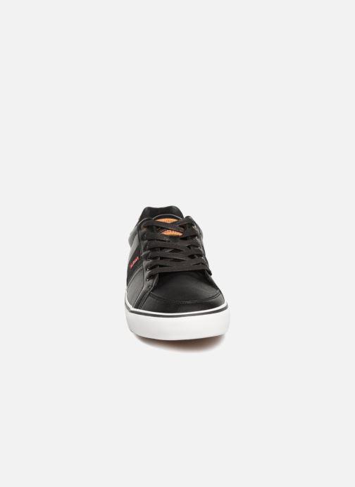 Sneaker Levi's Turner grau schuhe getragen