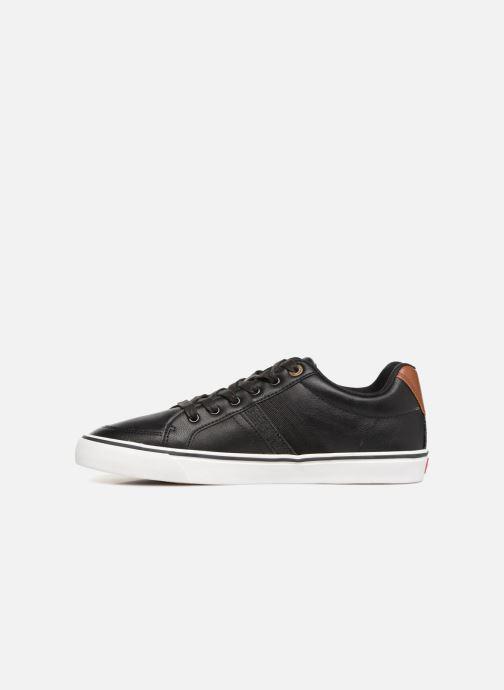 Sneaker Levi's Turner grau ansicht von vorne