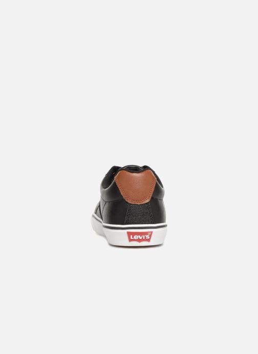 Sneaker Levi's Turner grau ansicht von rechts