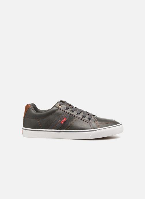 Sneaker Levi's Turner schwarz ansicht von hinten