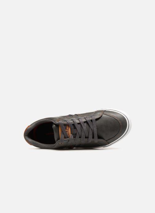 Sneaker Levi's Turner schwarz ansicht von links