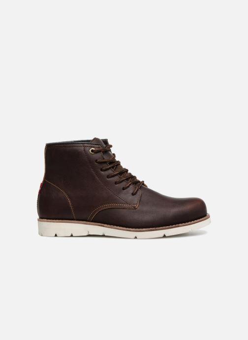 Boots en enkellaarsjes Levi's Jax High Bruin achterkant