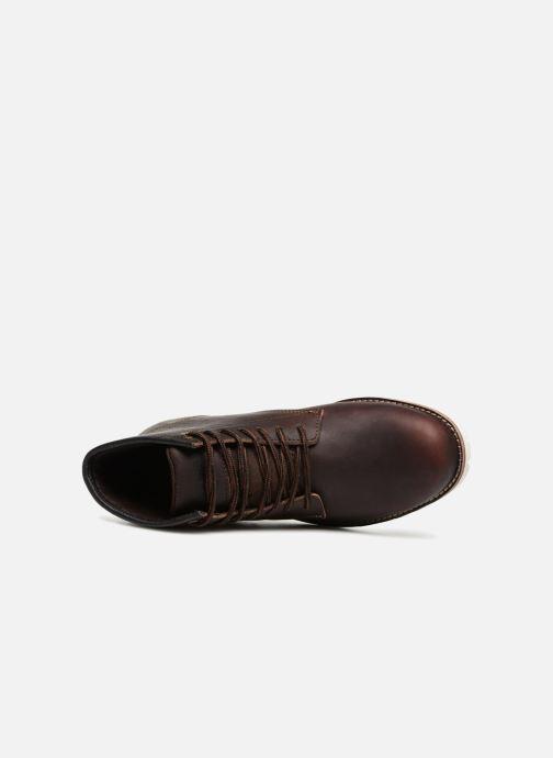 Bottines et boots Levi's Jax High Marron vue gauche