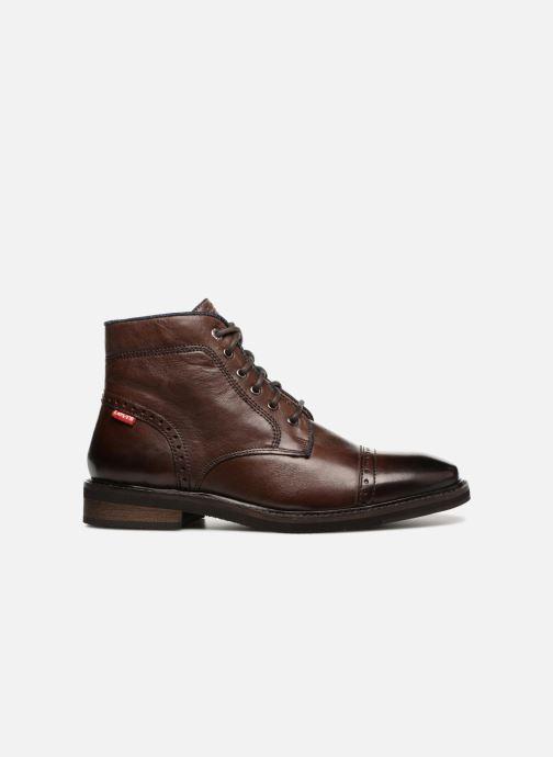 Boots en enkellaarsjes Levi's Wohlford Bruin achterkant
