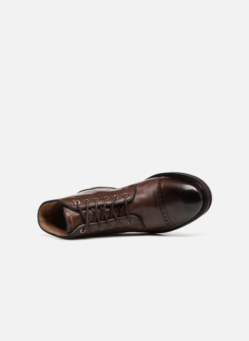 Boots en enkellaarsjes Levi's Wohlford Bruin links