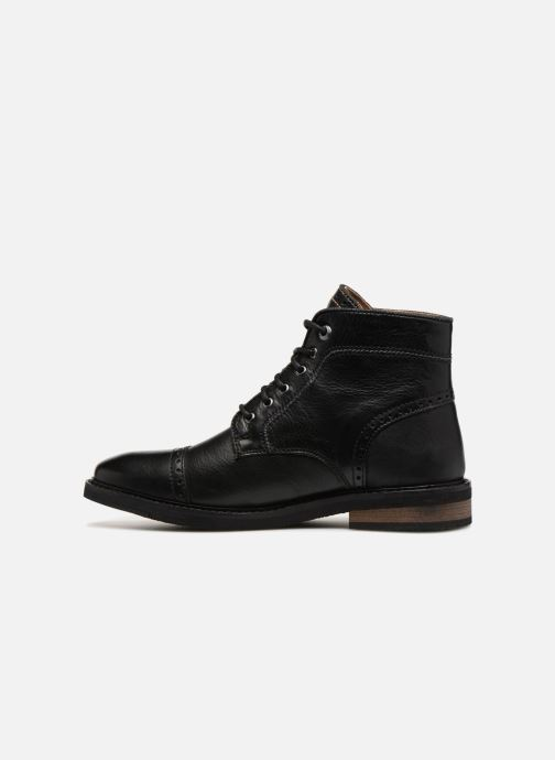 Levi's Wohlford Et Bottines Regular Black Boots deEoQrCxBW