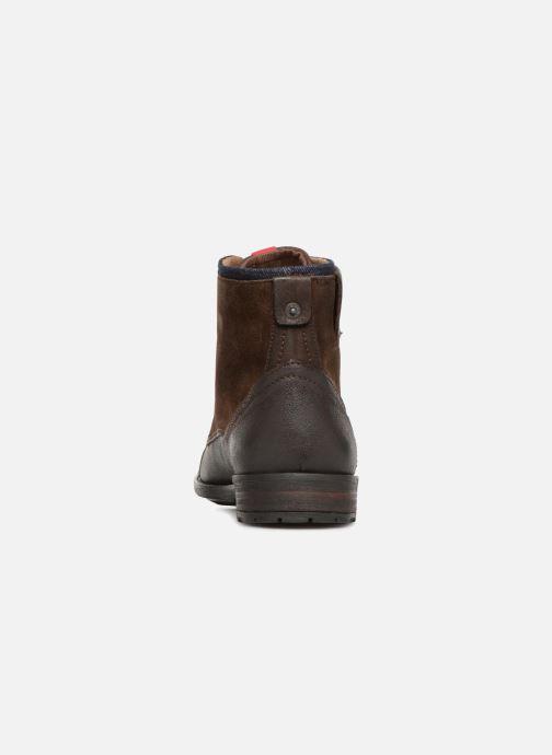 Boots en enkellaarsjes Levi's Fowler Bruin rechts