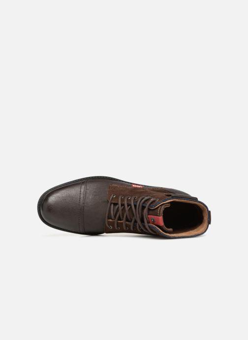 Boots en enkellaarsjes Levi's Fowler Bruin links