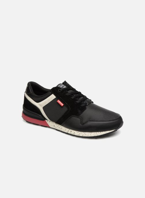 Sneakers Levi's Ny Runner 2.0 Zwart detail
