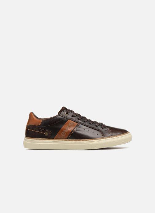 Sneaker Levi's Baker braun ansicht von hinten