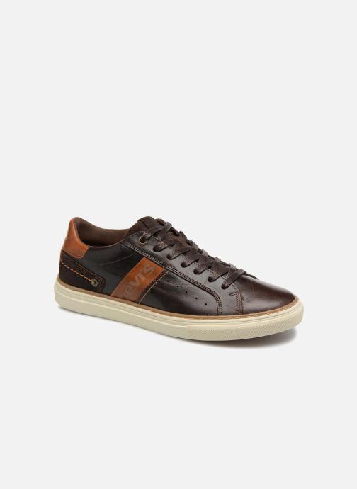 Sneaker Levi's Baker braun detaillierte ansicht/modell