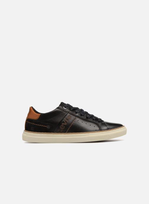 Sneaker Levi's Baker schwarz ansicht von hinten