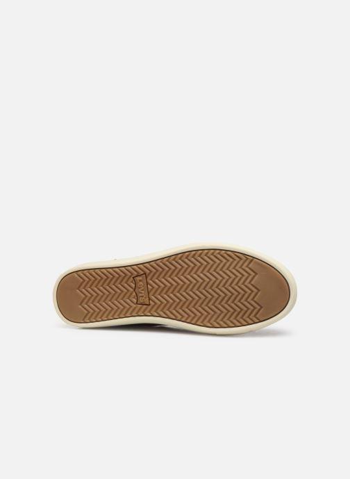 Sneakers Levi's Baker Bruin boven