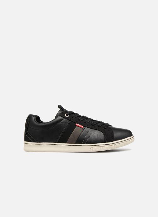 Sneakers Levi's Tulare Zwart achterkant