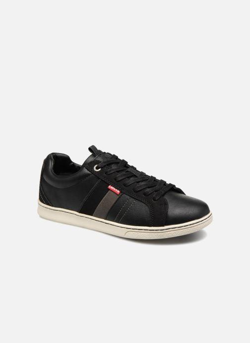 Sneakers Levi's Tulare Zwart detail