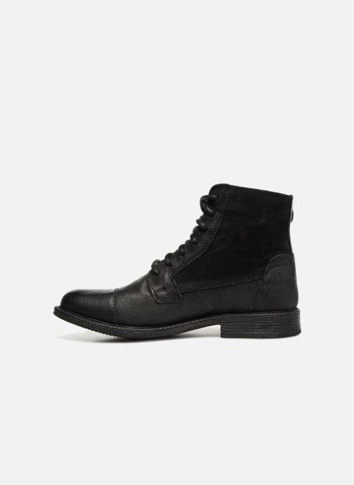 Bottines et boots Levi's Maine W Noir vue face