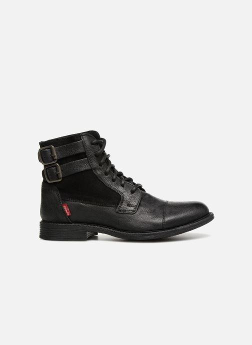 Bottines et boots Levi's Maine W Noir vue derrière