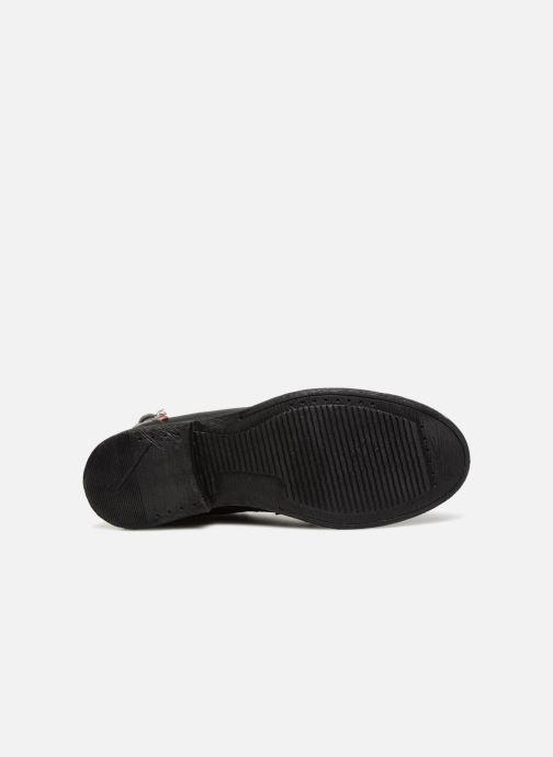 Bottines et boots Levi's Maine W Noir vue haut