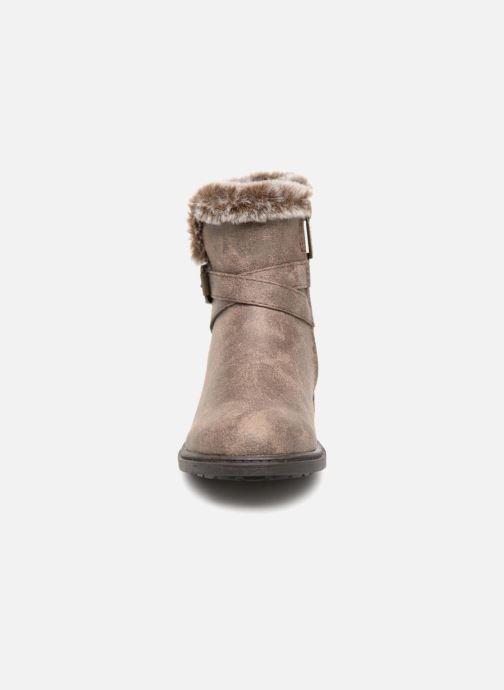 Bottines et boots Xti 55755 Beige vue portées chaussures