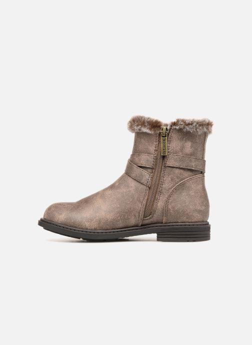 Bottines et boots Xti 55755 Beige vue face