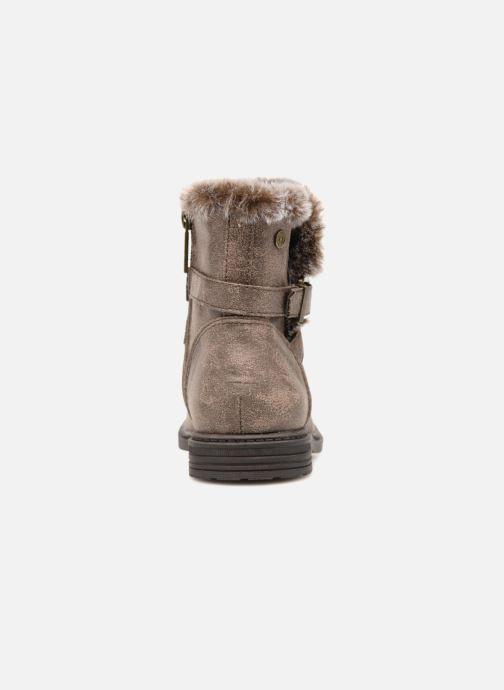 Bottines et boots Xti 55755 Beige vue droite