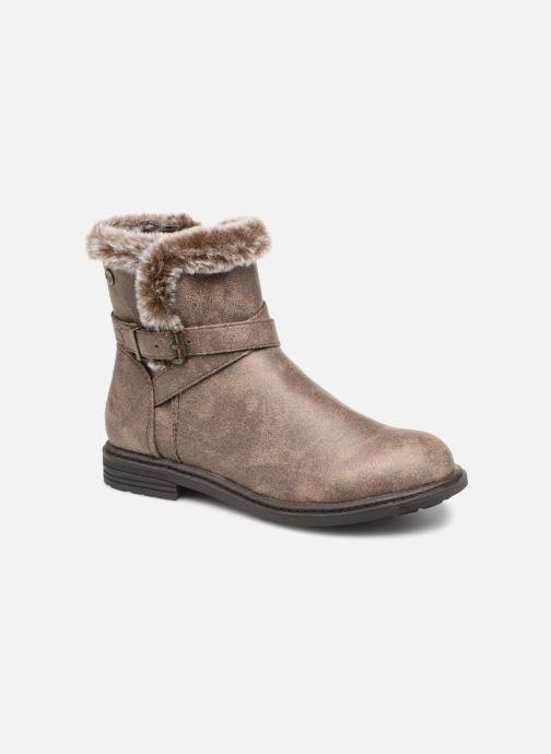 Bottines et boots Xti 55755 Beige vue détail/paire