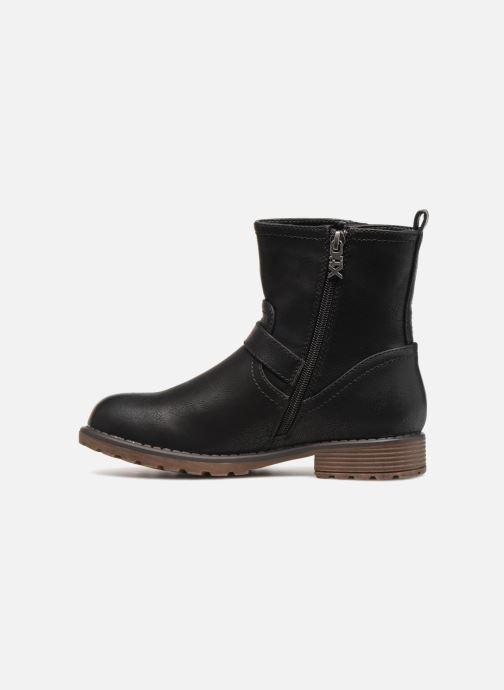 Boots en enkellaarsjes Xti 55864 Zwart voorkant
