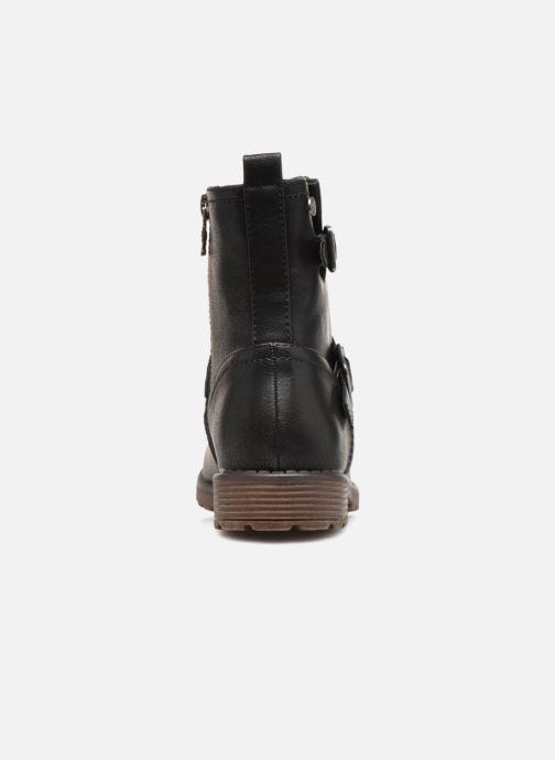 Boots en enkellaarsjes Xti 55864 Zwart rechts