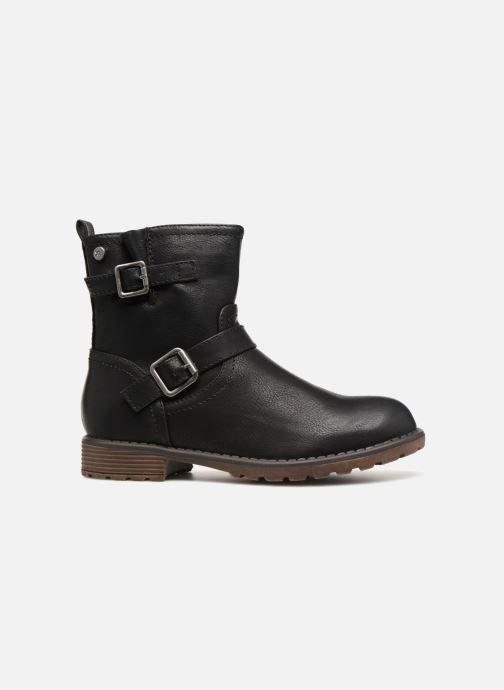Boots en enkellaarsjes Xti 55864 Zwart achterkant